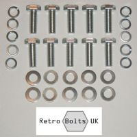 Ford Pinto Alloy Bellhousing Bolt Set